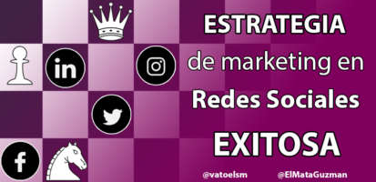 Estrategia de marketing en redes sociales exitosa - Vatoel Social Media
