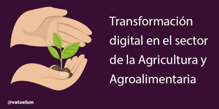 transformacion digital en agricultura